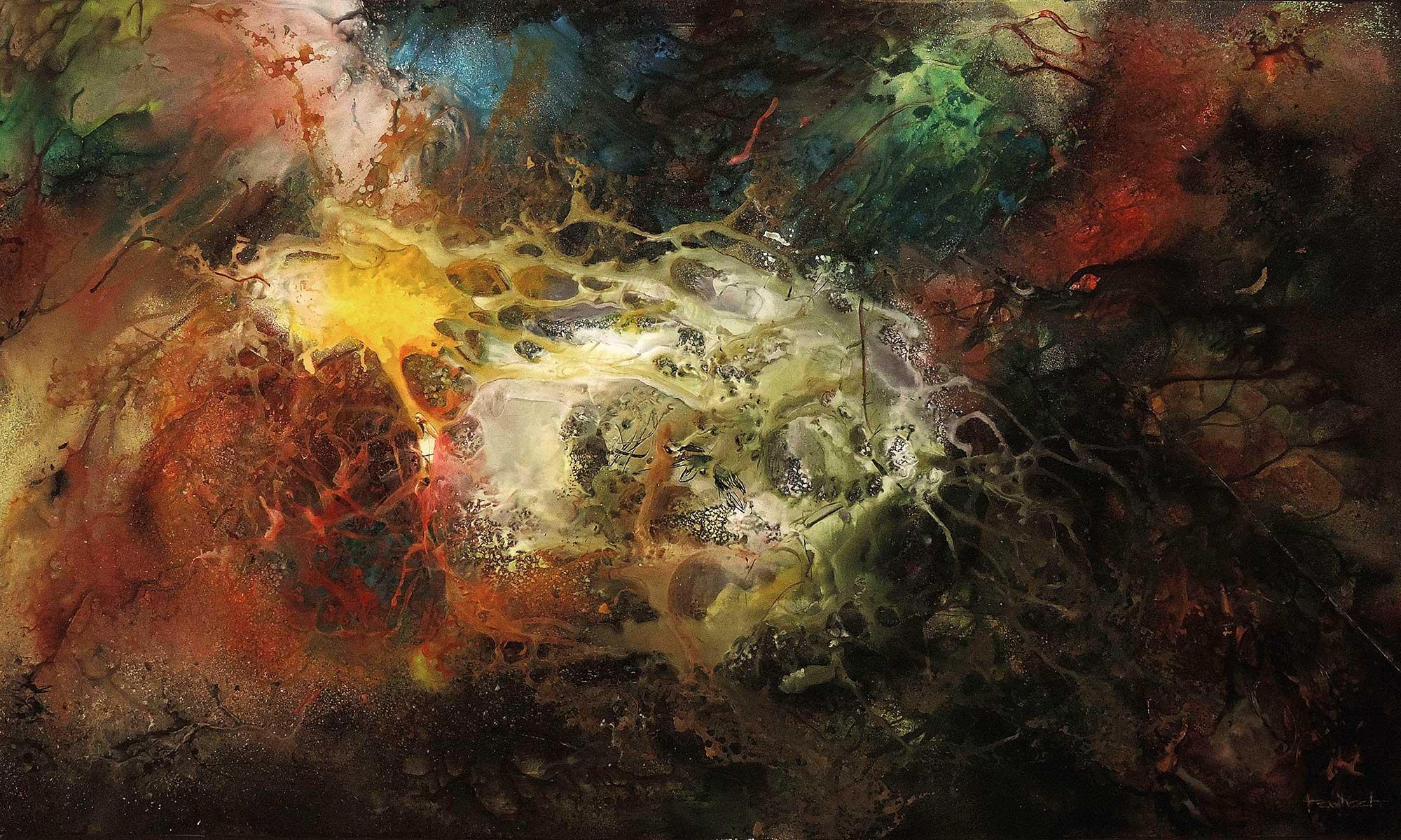 Marco Kanthack Malerei